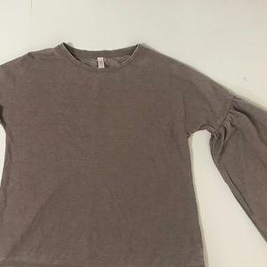 f76cd677b9390 Xhilaration Intimates & Sleepwear - Xhilaration Pajama Set Bell Sleeve  Shirts